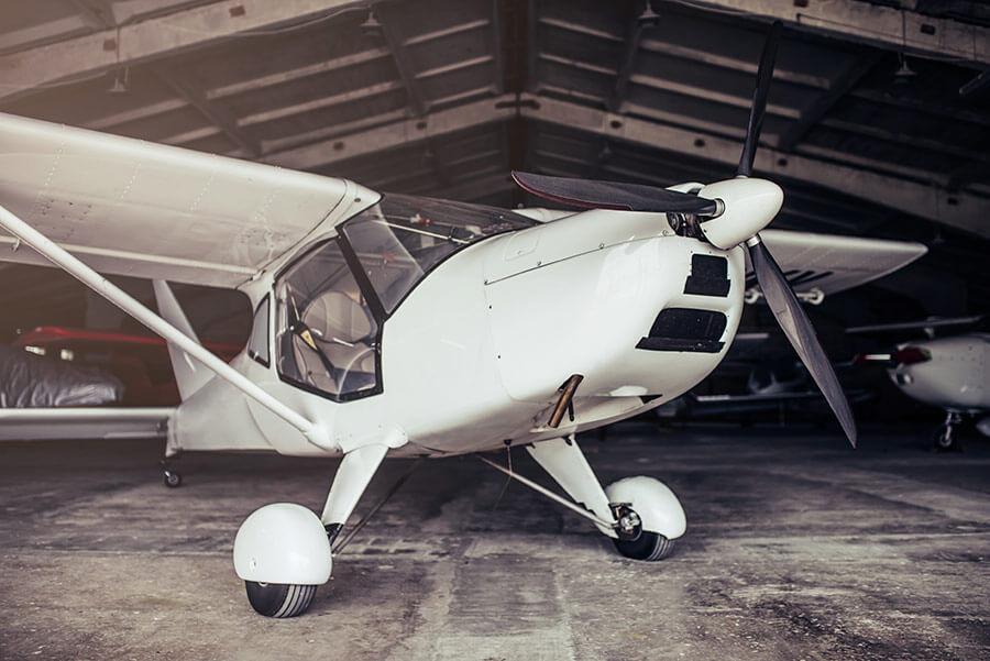 Smallprivateairplane
