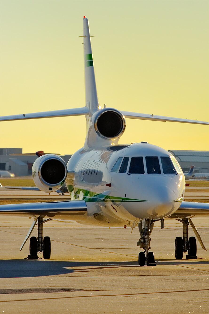 corporate jet 1