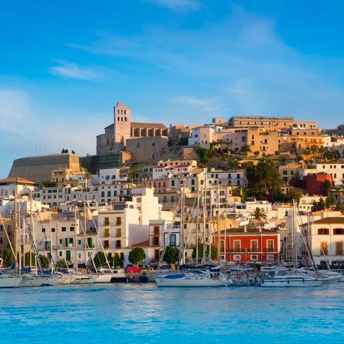 Volo privato Lugano Ibiza con il servizio VIP di Air Dynamic!