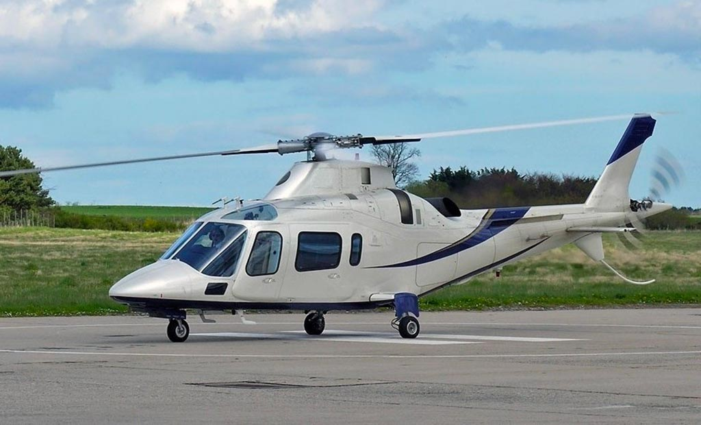 Air Dynamic private helicopters fleet