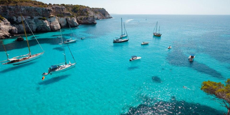 Isole Baleari con Jet Privato