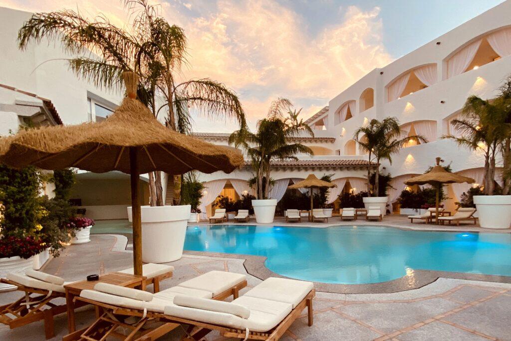 hotel cannigione Air Dynamic